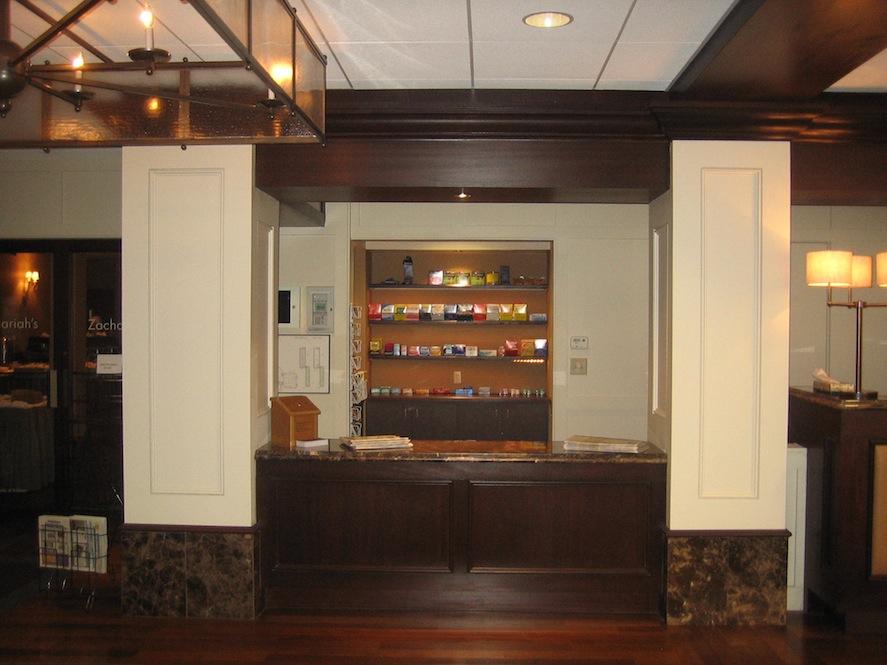 Guest Convenience Center
